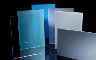 What are the differences between polycarbonate, plexiglas and glass?